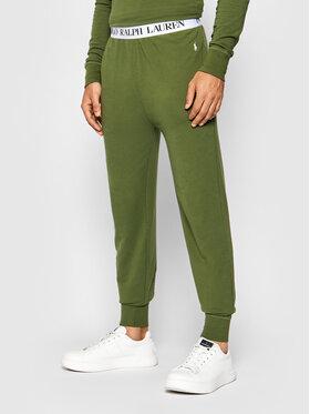 Polo Ralph Lauren Polo Ralph Lauren Pantalon de pyjama Spn 714833978005 Vert