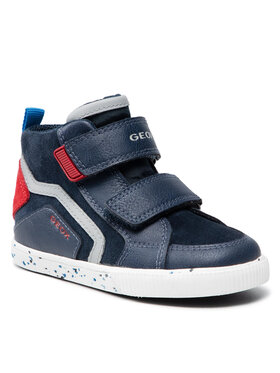Geox Geox Sneakersy B Kilwi Boy C B04A7C 022ME C0735 S Granatowy