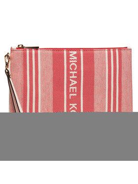 MICHAEL Michael Kors MICHAEL Michael Kors Дамска чанта Jet Set 32S1GJ6M3C Червен