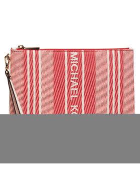 MICHAEL Michael Kors MICHAEL Michael Kors Kabelka Jet Set 32S1GJ6M3C Červená