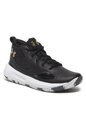 Under Armour Under Armour Chaussures Ua Gs Lockdown 5 3023533003-003 Noir