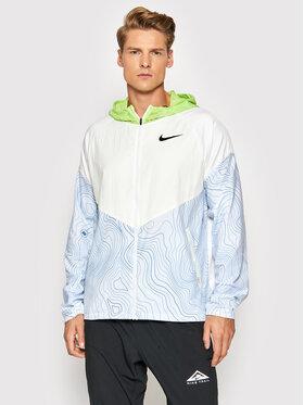 Nike Nike Bėgimo striukė Therma Essential Ekiden DC4039 Balta Standard Fit