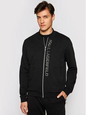 KARL LAGERFELD KARL LAGERFELD Sweatshirt 705012 511900 Schwarz Regular Fit