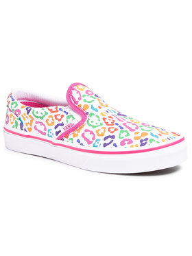 Vans Vans Гуменки Classic Slip-On VN0A4UH8WKV1 Бял