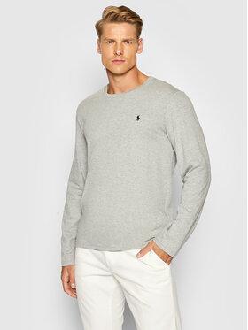 Polo Ralph Lauren Polo Ralph Lauren Marškinėliai ilgomis rankovėmis Sle 714844759003 Pilka Regular Fit
