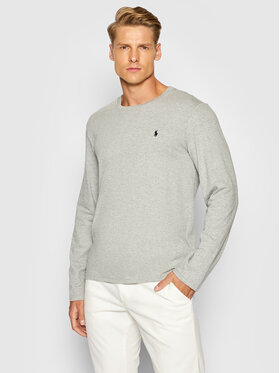 Polo Ralph Lauren Polo Ralph Lauren Тениска с дълъг ръкав Sle 714844759003 Сив Regular Fit