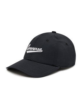 Converse Converse Бейсболка 10020863-A01 Чорний