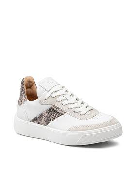 ECCO ECCO Sneakersy Street Tray W 29118360219 Biały