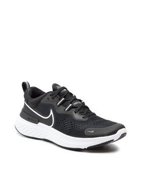 Nike Nike Boty React Miler 2 CW7121 001 Černá