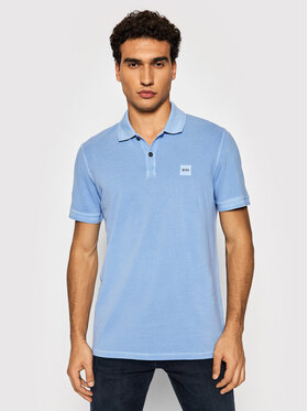 Boss Boss Polo Prime 50378365 Bleu Regular Fit
