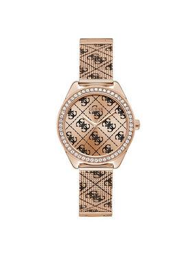 Guess Guess Часовник Claudia Mesh W1279L3 Розов