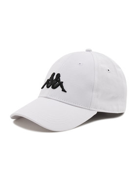 Kappa Kappa Cap Idan 309102 Weiß
