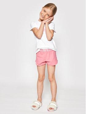 Calvin Klein Underwear Calvin Klein Underwear Pižama G80G800167 Balta Regular Fit