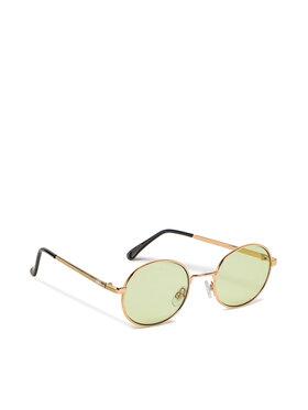 Vans Vans Okulary przeciwsłoneczne Cruising Sungla VN0A4OWY98N1 Złoty