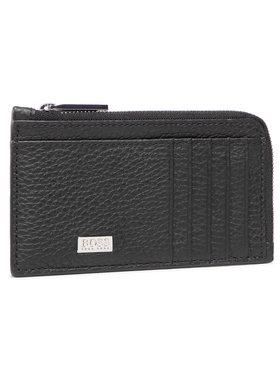 Boss Boss Kreditinių kortelių dėklas Crosstown 50411818 10202294 01 Juoda