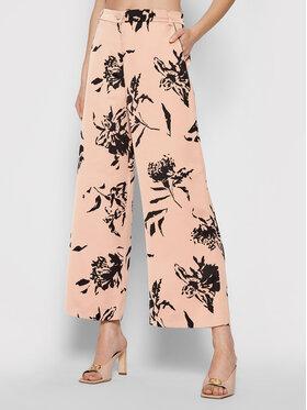 MAX&Co. MAX&Co. Spodnie materiałowe Mecenate 71340221 Różowy Relaxed Fit