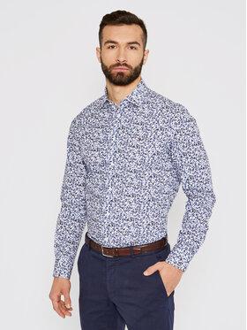 Tommy Hilfiger Tailored Tommy Hilfiger Tailored Hemd Floral Print MW0MW16465 Bunt Regular Fit