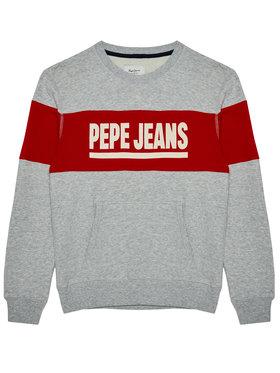 Pepe Jeans Pepe Jeans Pulóver Keith PB581249 Szürke Regular Fit
