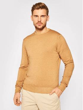 Digel Digel Sweater 1208009 Barna Modern Fit