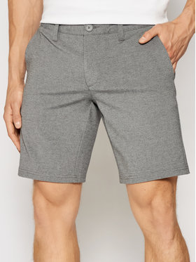 Only & Sons Only & Sons Szorty materiałowe Mark 22018667 Szary Regular Fit