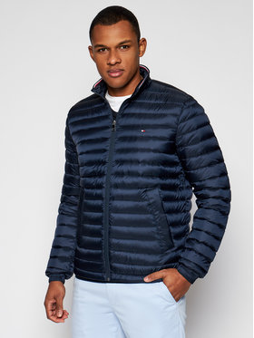 Tommy Hilfiger Tommy Hilfiger Vatovaná bunda Core Packable Down MW0MW12720 Tmavomodrá Regular Fit