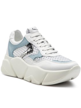 Voile Blanche Voile Blanche Sneakers Monster Mesh 0012013592.04.1N02 Alb