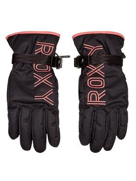 Roxy Roxy Lyžiarske rukavice ERJHN03167 Čierna