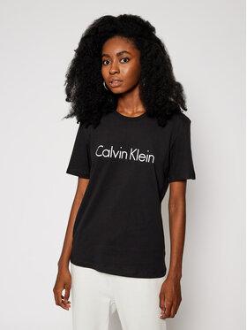 Calvin Klein Underwear Calvin Klein Underwear T-Shirt 000QS61105E Černá Regular Fit