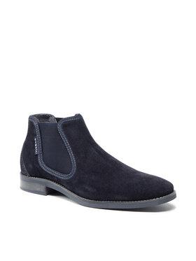 Bugatti Bugatti Chelsea cipele 315-81831-1400-4100 Tamnoplava