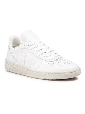 Veja Veja Sneakers V-10 Leather VX021270A Bianco