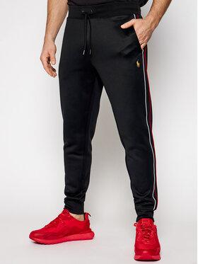 Polo Ralph Lauren Polo Ralph Lauren Teplákové nohavice Lunar New Year 710828373002 Čierna Regular Fit