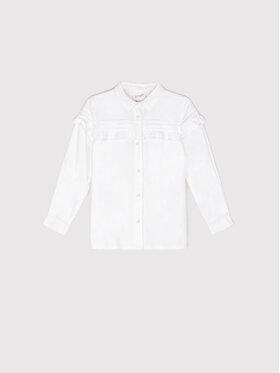 Coccodrillo Coccodrillo Koszula ZC1140101STU Biały Regular Fit