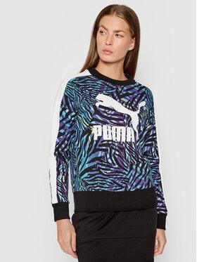 Puma Puma Bluză Cg Crew 599630 Colorat Regular Fit