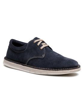 Clarks Clarks Pantofi Forge Vibe 261579797 Bleumarin