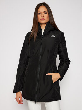 The North Face The North Face Parka Hikesteller NF0A3Y1GKX71 Fekete Regular Fit