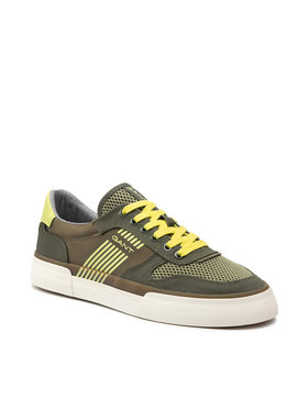 Gant Gant Sneakersy Faircourt 22638630 Zelená