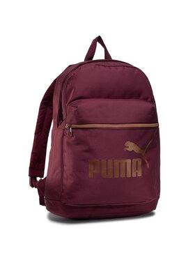 Puma Puma Zaino Core Base College Bag 077374 04 Bordeaux