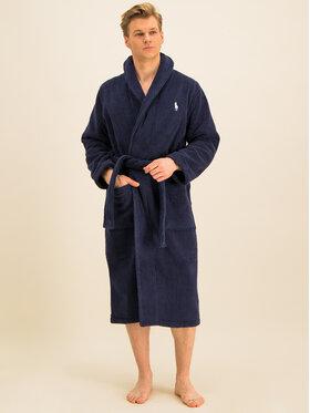 Polo Ralph Lauren Polo Ralph Lauren Chalatas 714515731 Tamsiai mėlyna
