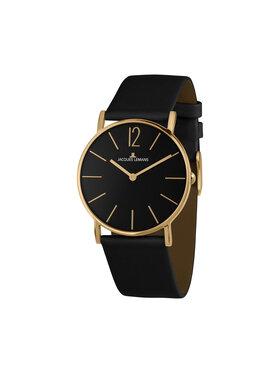Jacques Lemans Jacques Lemans Часовник Porto 1-2030D Черен