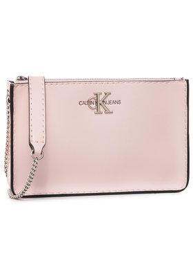 Calvin Klein Jeans Calvin Klein Jeans Дамска чанта Ew Crossbody W/Chain K60K606849 Розов