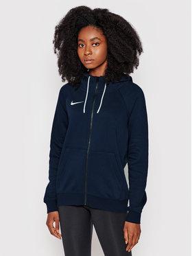 Nike Nike Mikina Park CW6955 Tmavomodrá Regular Fit