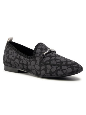 Coach Coach Félcipő Harling Knit Loafer G5149 11002151 Fekete