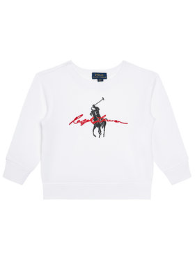 Polo Ralph Lauren Polo Ralph Lauren Μπλούζα 322839336001 Λευκό Regular Fit
