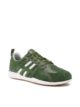 Geox Geox Sneakersy U Snake.2 B U048DB 02214 C3706 Zelená