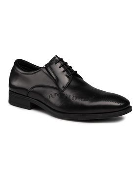 Wittchen Wittchen Κλειστά παπούτσια 92-M-910-1 Μαύρο