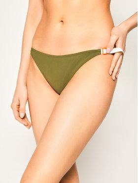 Tommy Hilfiger Tommy Hilfiger Bikini alsó UW0UW02124 Zöld
