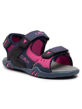 CMP CMP Szandál Kids Alphard Hiking Sandal 39Q9614 Sötétkék