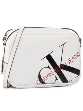Calvin Klein Jeans Calvin Klein Jeans Sac à main Camera Bag K60K606854 Blanc