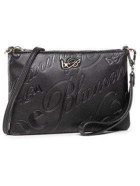Blumarine Blumarine Дамска чанта Linea Ginevra Dis. 2 E37ZBPA2 Черен