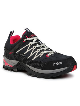 CMP CMP Trekkingi Rigel Low Wmn Trekking Shoes Wp 3Q13246 Czarny